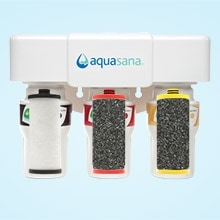 Aquasana 3-stage Under Counter Drinking Water Filter