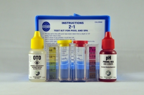 Home Water Test Kit Picture