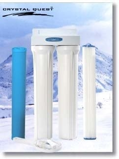 CRYSTAL QUEST Whole House Water Filters Picture