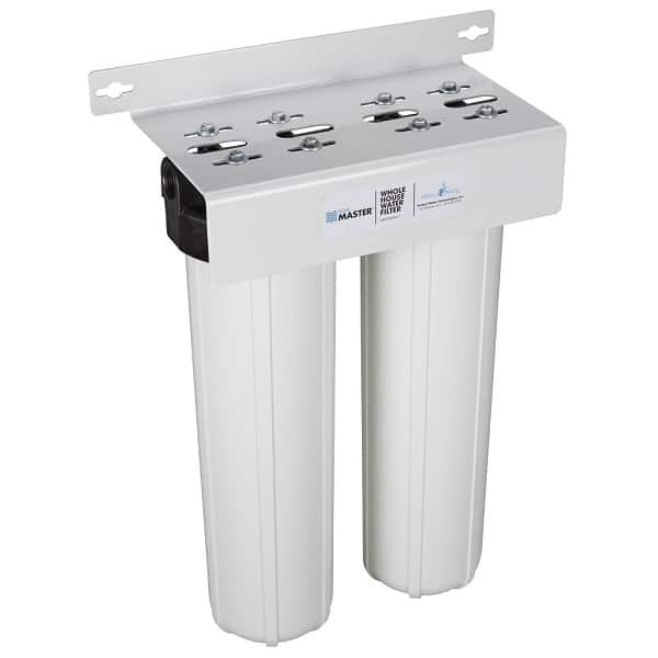 Home Master HMF2SMGCC Whole House 2-Stage Water Filter