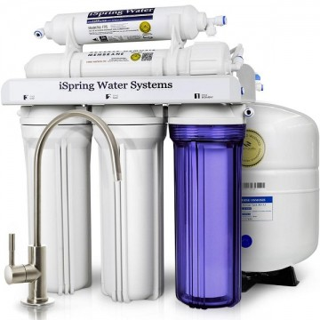 iSpring RCC7 5-Stage Reverse Osmosis Water Filter Picture