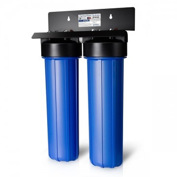 iSpring WGB22B 2-Stage Whole House Water Filtration System Picture