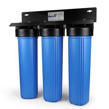 iSpring WGB32B 3-Stage Whole House Water Filtration System Picture