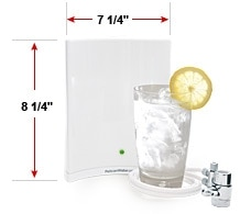 The Pelican Water PDF-450W Countertop Drinking Filter System