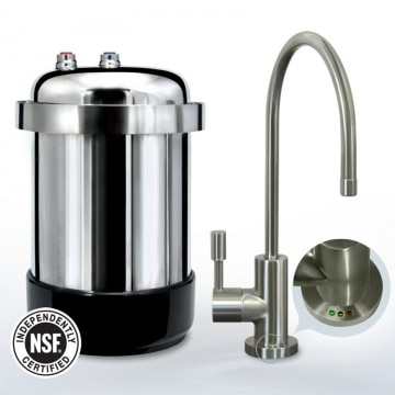 WaterChef U9000 Premium Under-Sink Water Filtration System Picture